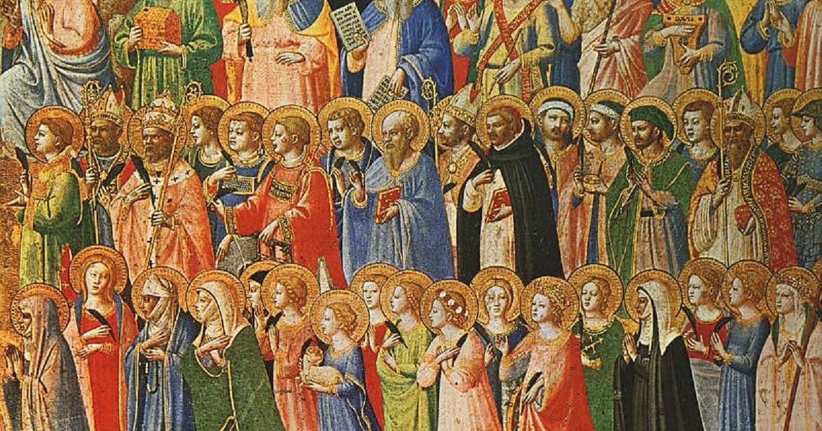 Znalezione obrazy dla zapytania święci